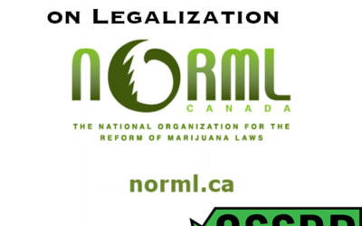 On legalization: Craig Jones of NORML Canada