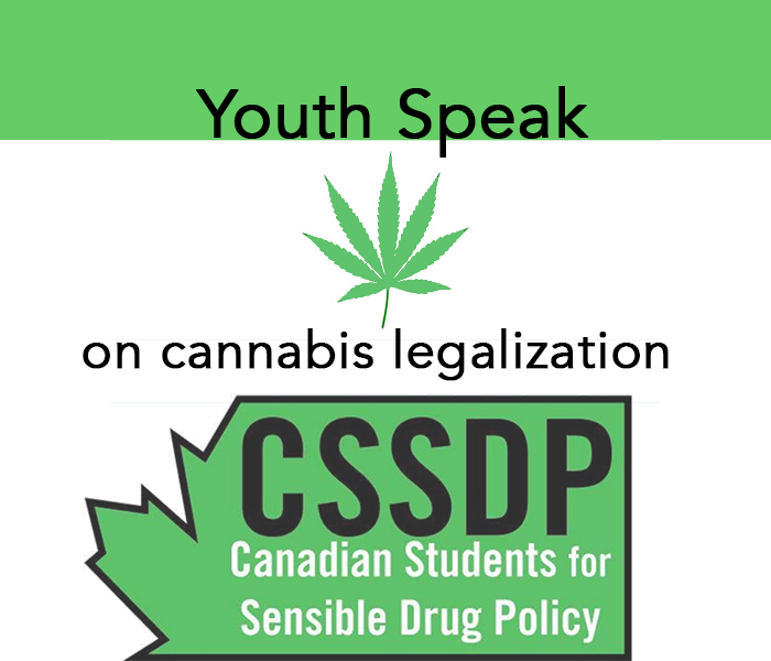Youth Report on Cannabis Legalization