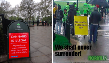 420 Blog Series: High'd Park, London, UK