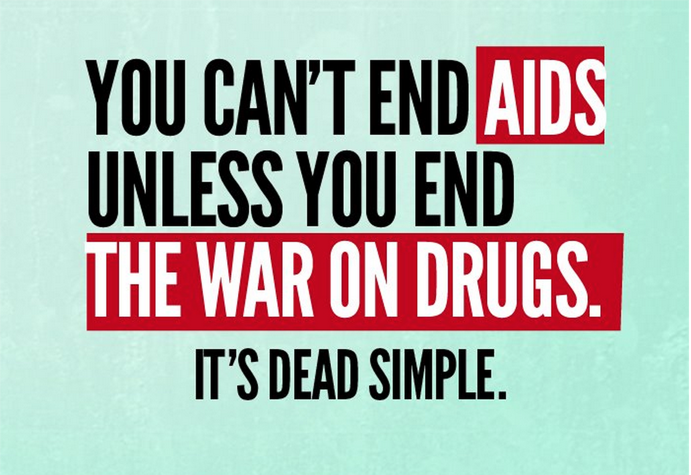 End Stigma, End AIDS