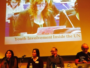 Youth Involvement in the UN