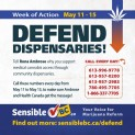 Defend Dispensaries